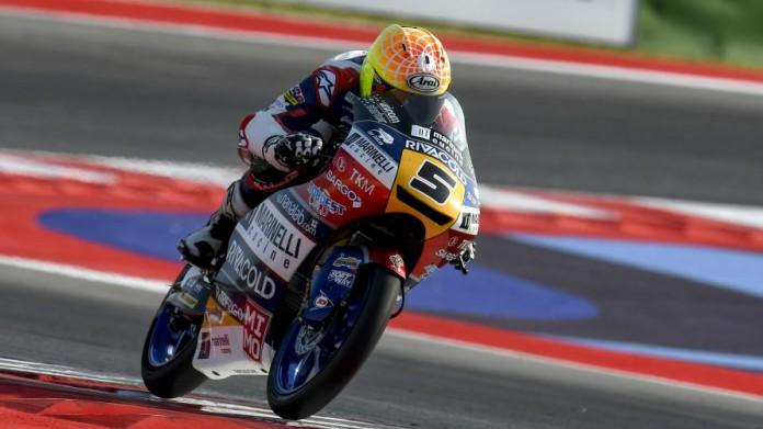 Moto3 Preview Gp San Marino: Fenati,