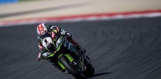 Jonathan Rea Magny-Cours