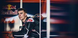 Markus Reiterberger test KTM