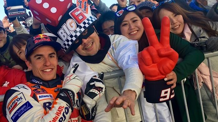 Marquez-fans-Motegi-Honda