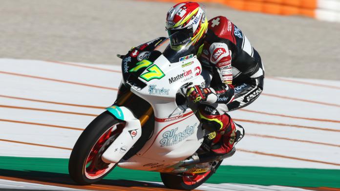 Dominique Aegerter ed il Kiefer Racing