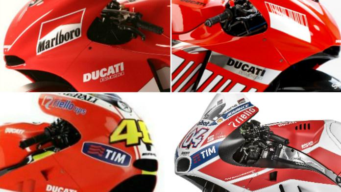 Ducati, presentata la nuova Desmodesici GP18