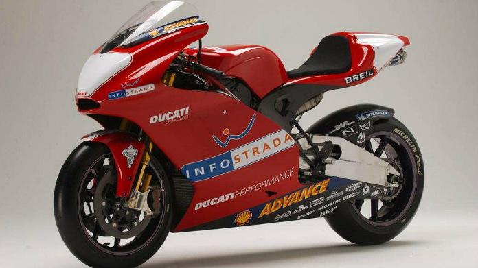 Ducati Desmosedici GP2