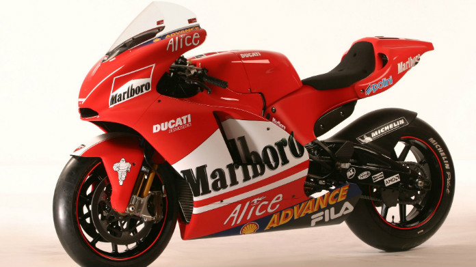 Ducati Desmosedici GP4