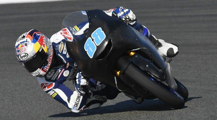 Jorge Martin pilota Gresini Honda