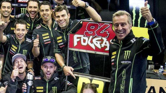 MotoGP, la malattia non molla: Folger lascia
