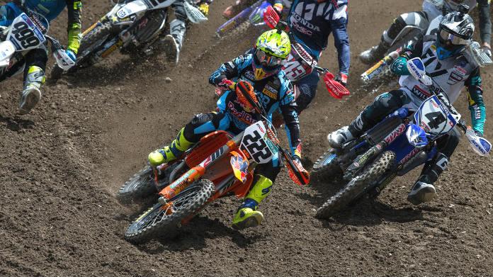 Partenza Motocross MXGP