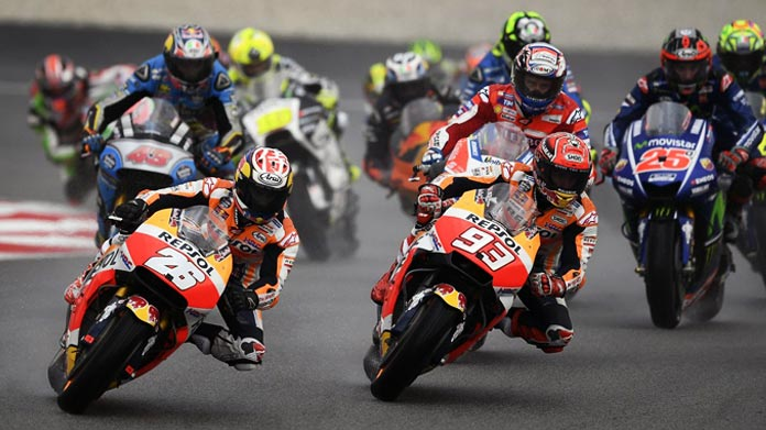 Calendario MotoGP 2018