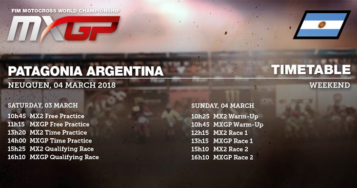 Streaming INews: MXGP, Mondiale Motocross 2018: Orari E Streaming Del GP Di