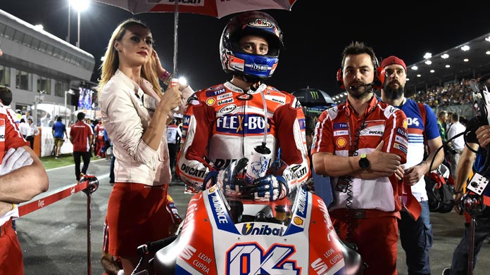 MotoGP Qatar Streaming