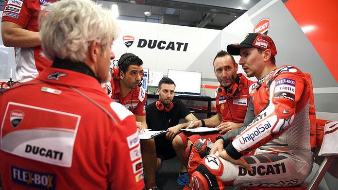 MotoGP: Brembo ha risolto il problema ai freni di Lorenzo in Qatar