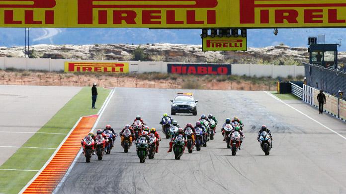 Superbike, Scott Redding: