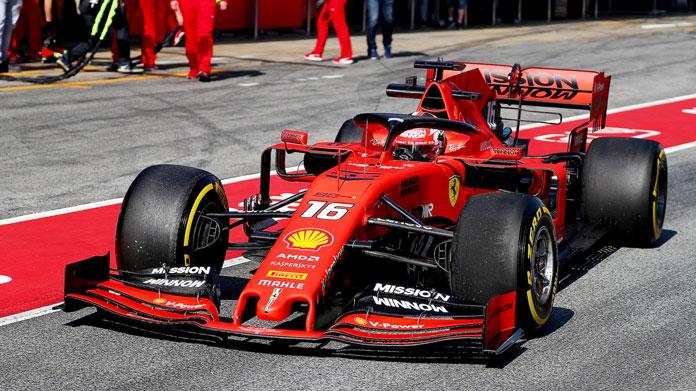 Risultati immagini per Leclerc e la Ferrari conquistano a Monza una vittoria che vale doppio