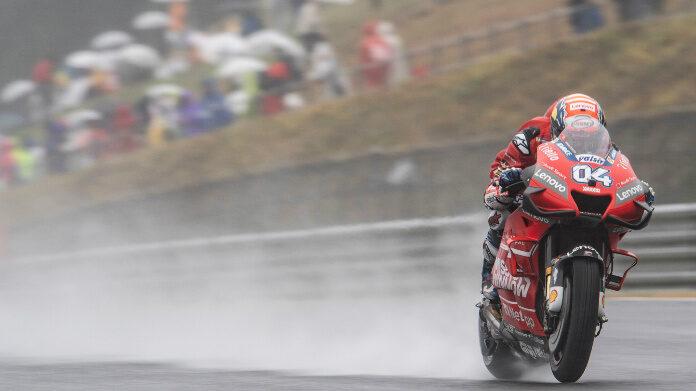 MotoGp, annullato il gran premio del Giappone