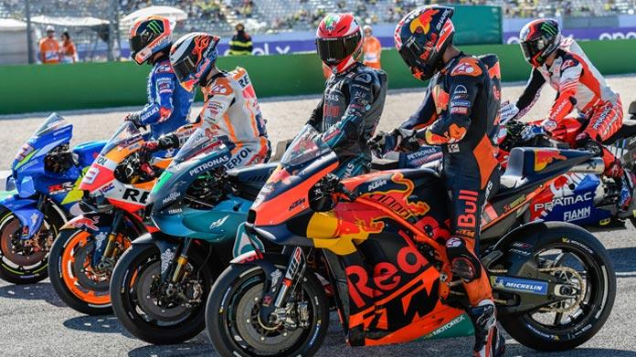 Assegnazione punti MotoGP