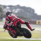 Scott Redding Test AUS SBK 2020