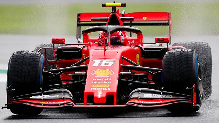 Virtual GP Australia: due gare e tra i protagonisti anche Leclerc
