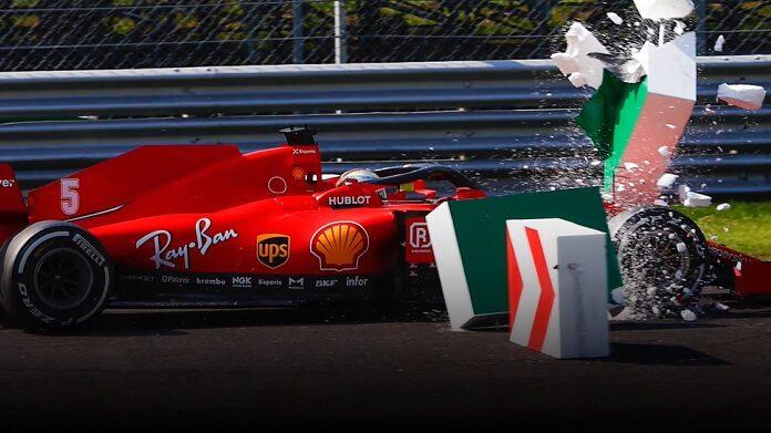 Ferrari, senti Vettel: