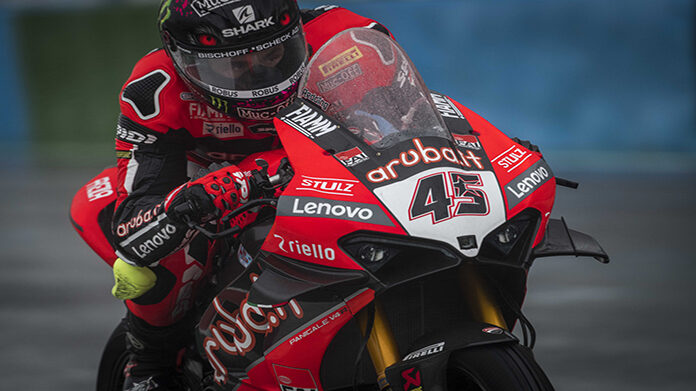Redding Magny Cours 2020