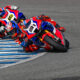 Test Honda HRC SBK 2021